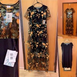LuLaRoe Deanne dress
